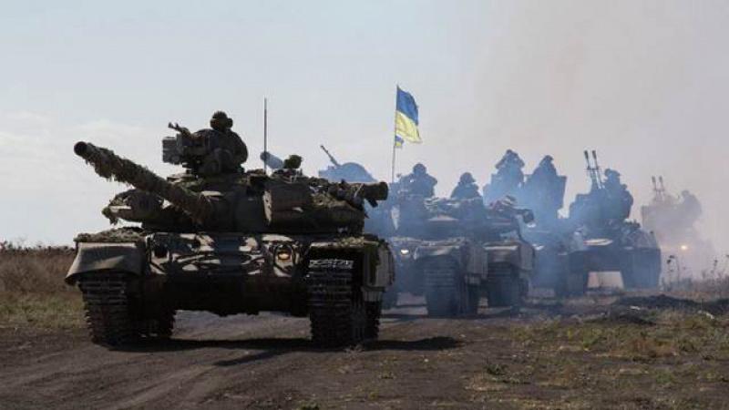 Воюет не Украина, а воюют Ук…