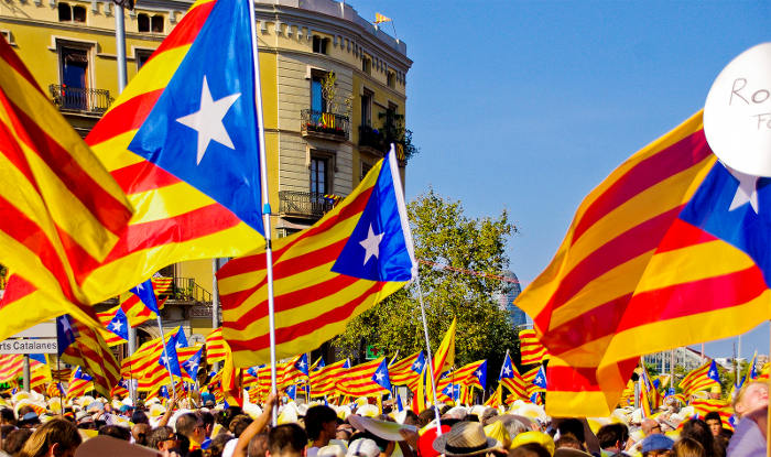 Руководство Каталонии подписало декларацию о независимости