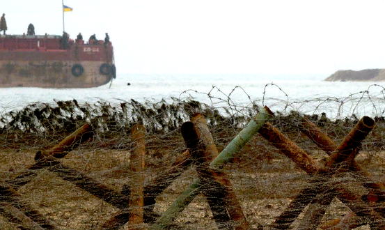 Украинский генерал заявил о возможности «забрать Крым»
