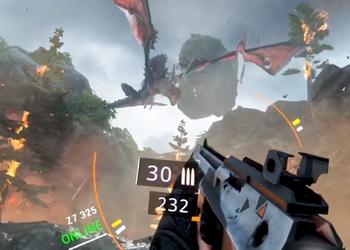 Над шутером от первого лица Bright Memory на Unreal Engine 4 работает всего один человек