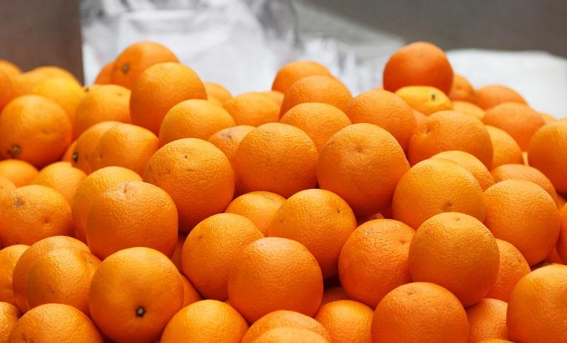 Признаки вкусного апельсина