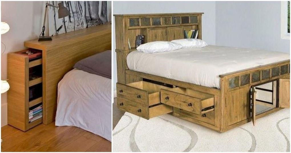 Организация пространства в спальне: идеи, достойные реализации