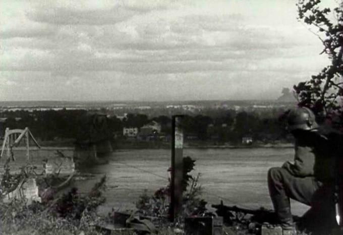 Взрыв моста имени Евгении Бош