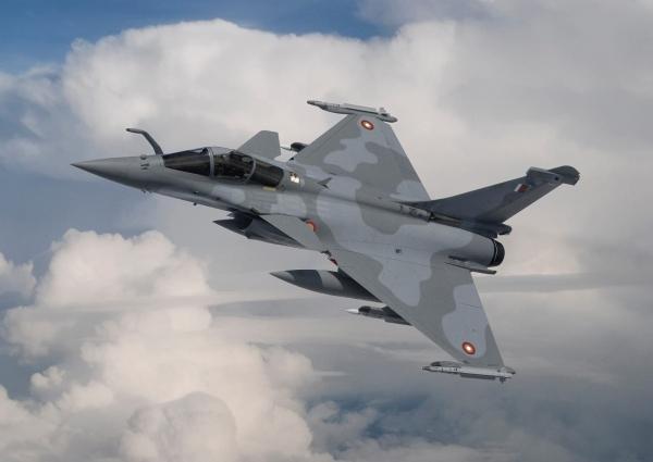 Сирия: Перехватчики ВКС России запугали истребители ВВС Франции
