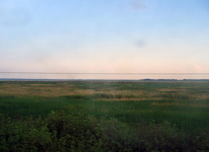 Барабинская степь (Барабинская низменность): фото, особенности природы. Озера Барабинской степи