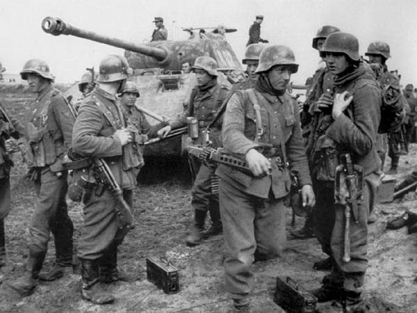 «Помойное ведро Европы»: кого набирали в войска СС