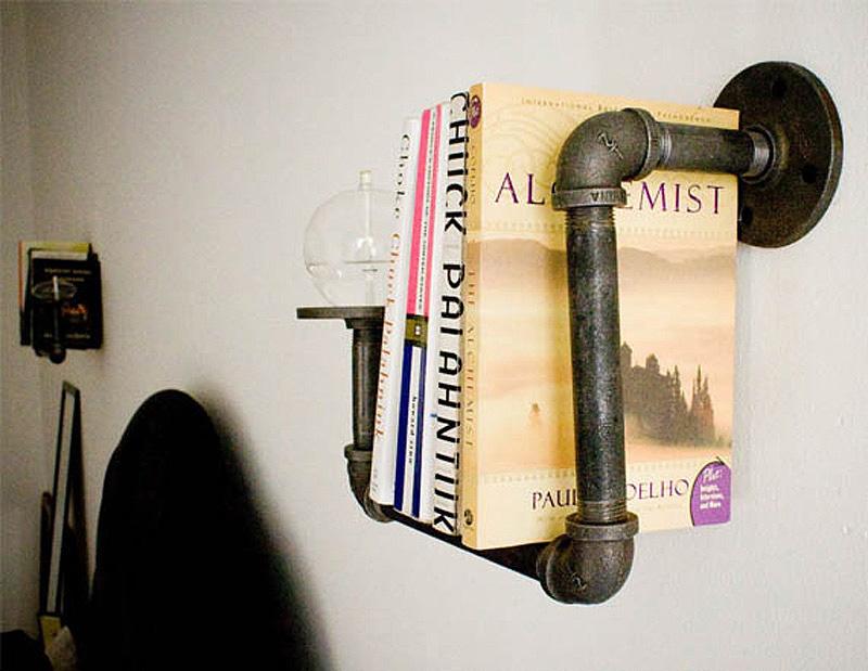 bookshelves 16 25 идей, как сделать книжную полку