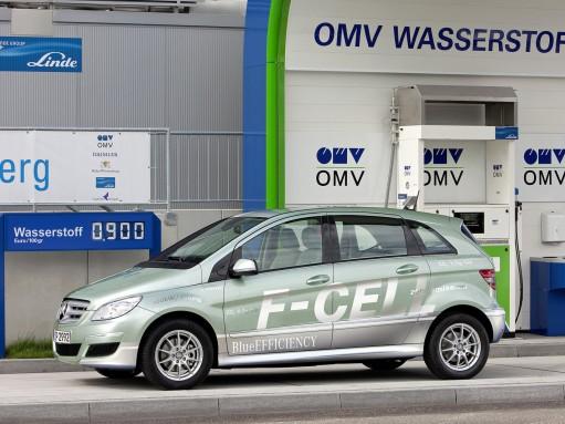 Водородные Mercedes-Benz будут не дороже гибридов
