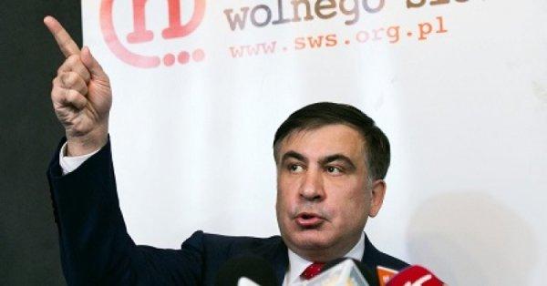 Саакашвили: никакие реформы Украину уже не спасут