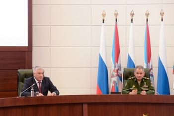 Минобороны и МВД подписали соглашение о межведомственном взаимодействии