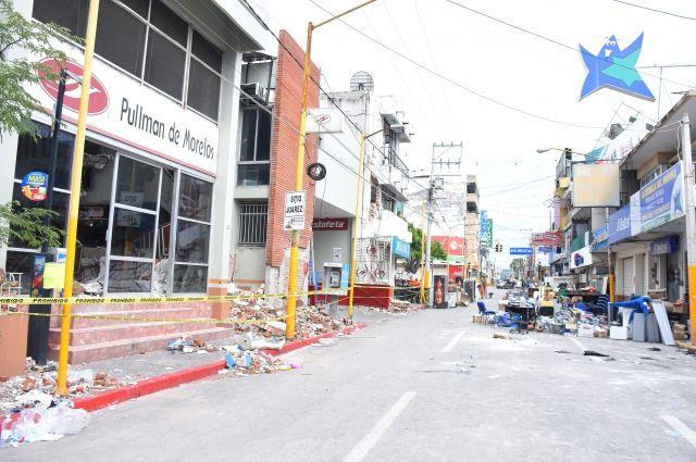 На реконструкцию Мехико после землетрясения может уйти до семи лет