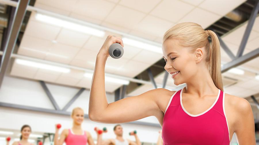 Ручной фитнес