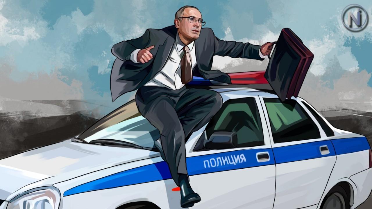 Шпионские игры: Ходорковского тайно привезли в Россию?