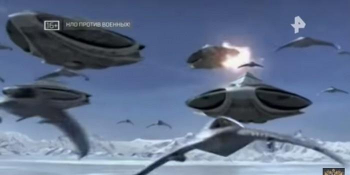 РЕН-ТВ рассказало о подготовке игроков в CS:GO к борьбе с пришельцами