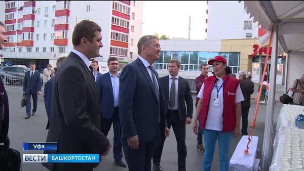 Радий Хабиров: «Мы не собираемся останавливаться на втором месте»