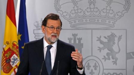 Мадрид запустит процедуру приостановки автономии Каталонии