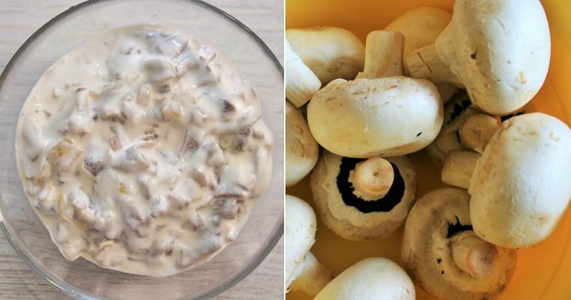 как приготовить соус с грибами