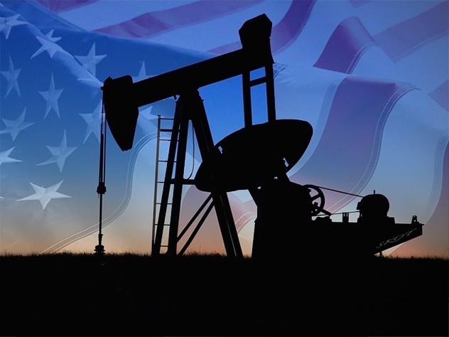 Нефтяная промышленность США …