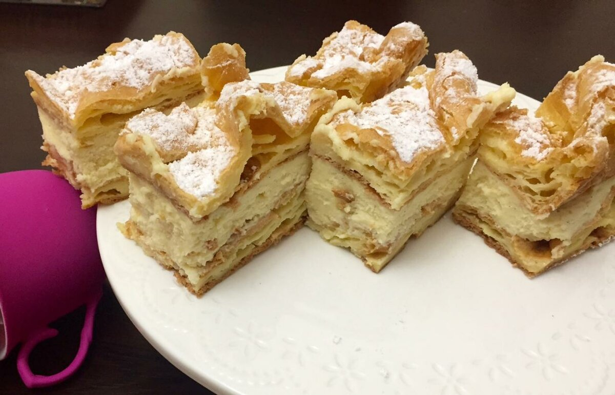 Весёлый польский новогодний торт. Внимание! Съедается мгновенно!