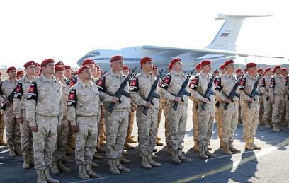 Путин рассказал о выводе российских военных из Сирии
