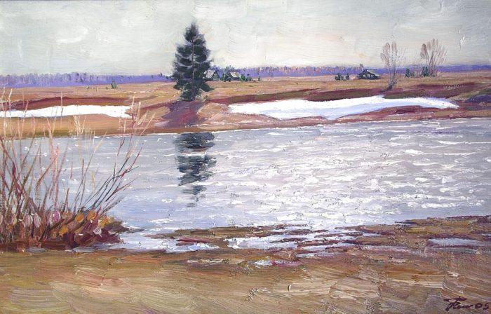 художник Григорий Чайников картины - 15