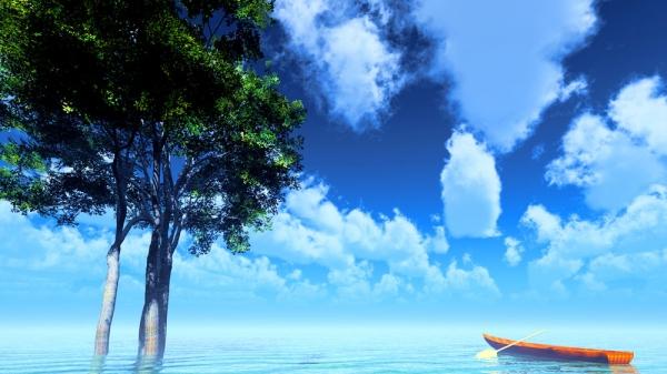 Притча о пустой лодке
