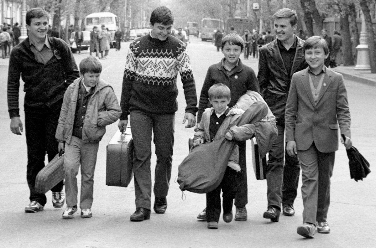 Почему братья-музыканты Овечкины решились наугон самолёта в1988 году