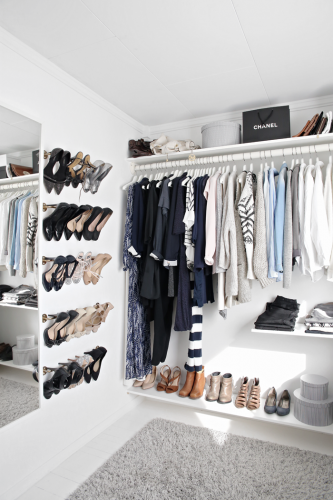 Как организовать гардероб