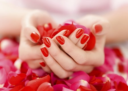 Как сделать красивые ногти в…