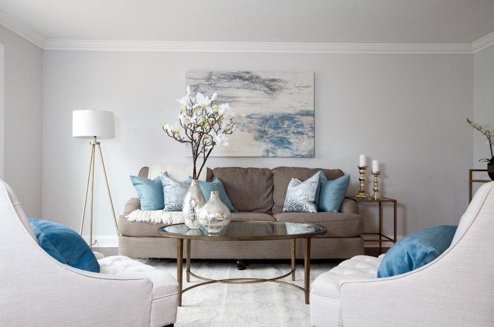 Красивый интерьер маленькой гостиной: советы дизайнеров и современные стилевые решения в деталях