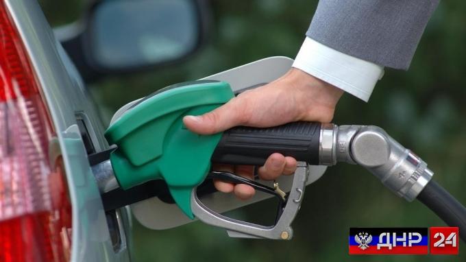 С 1 ноября в ДНР снизятся цены на топливо