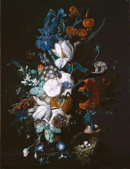 художник Ян ван Хёйсум (Jan Van Huysum) картины - 06