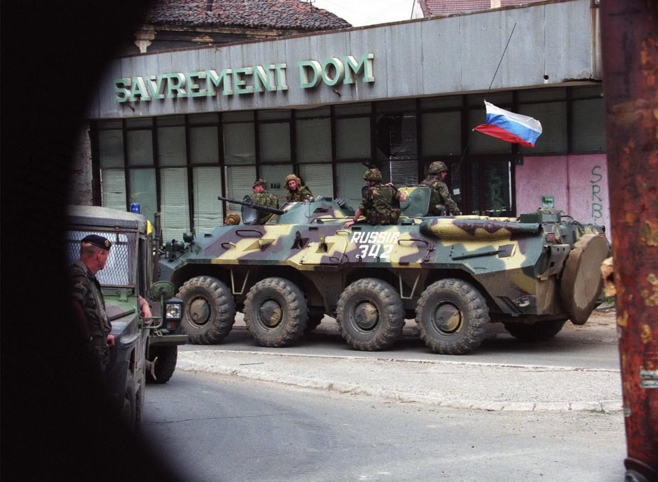 Балканы – третий фронт России