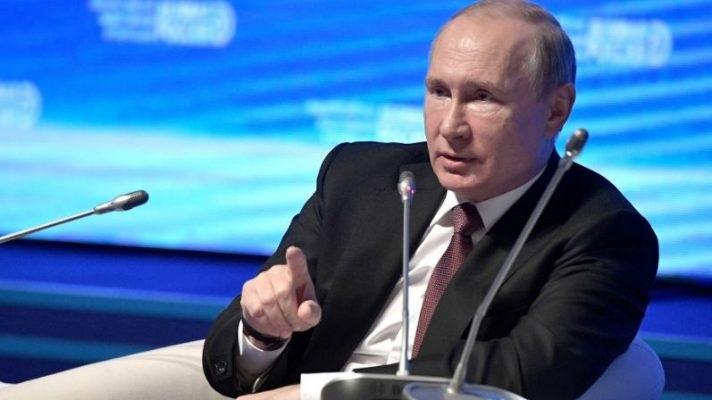 «В чем секрет Путина?»: зару…