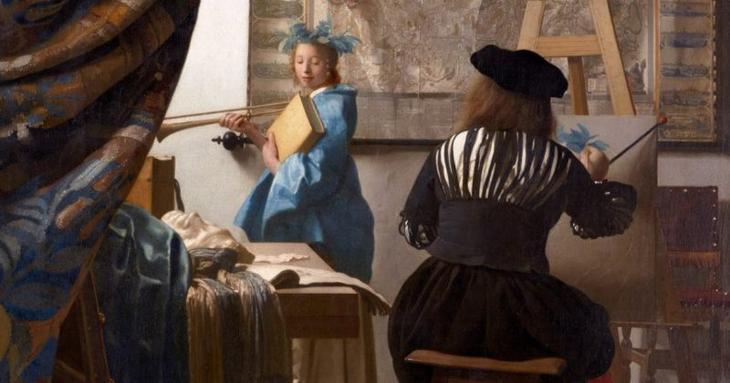 10 тайн мировых шедевров живописи, о которых вы не знали