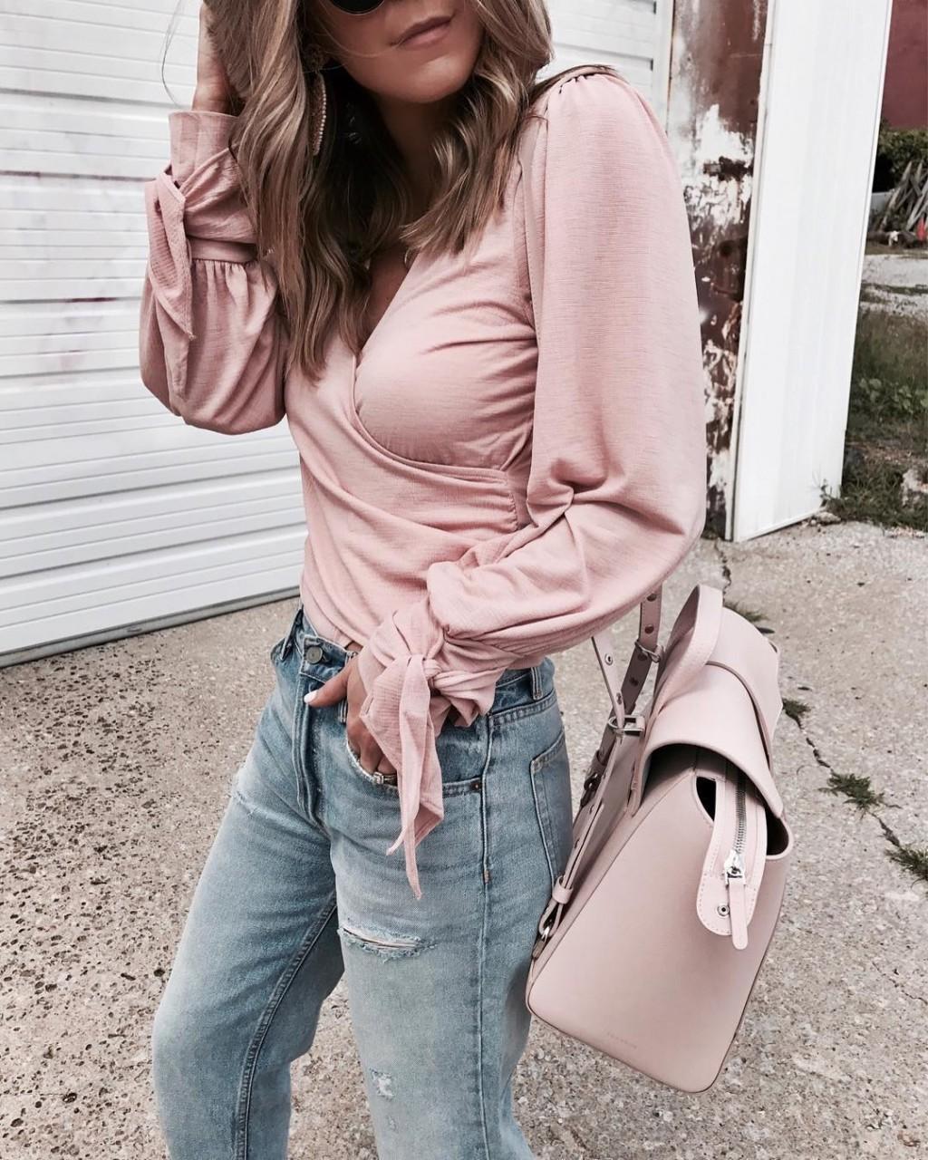 Розовая осень: 7 идей для модного гардероба