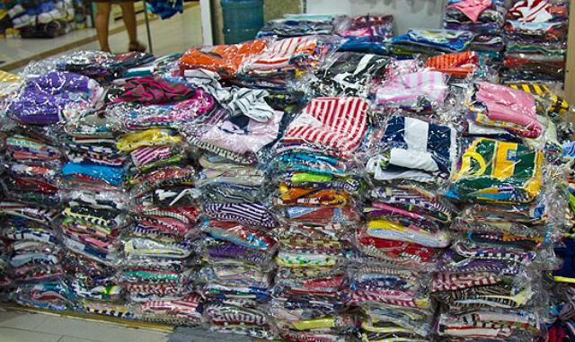 На что обратить внимание, покупая китайскую одежду