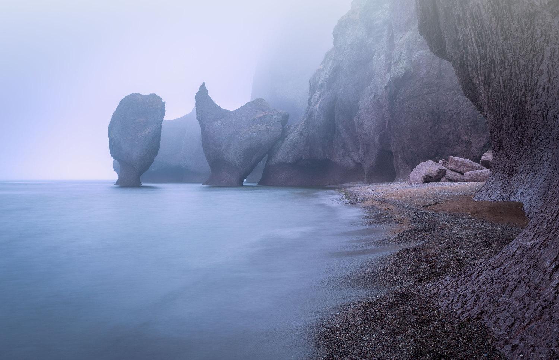 Море , горы  и туманы Примор…