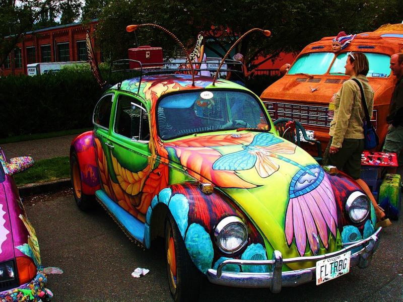 Авто-художественный дизайн