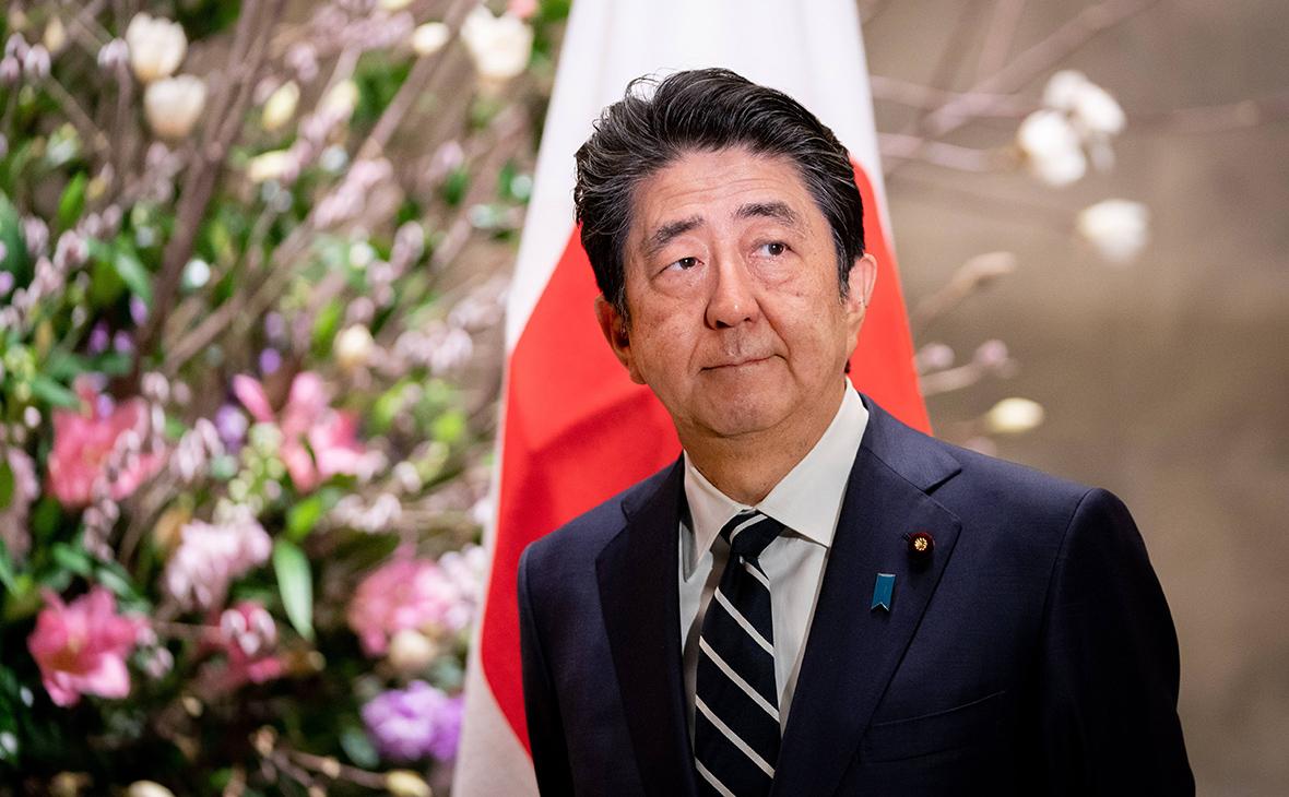 Абэ назвал демаркацию границы условием для мирного договора с Россией