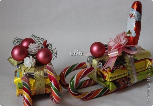 Мастер-класс Свит-дизайн Упаковка Новый год Разные сладкие работы Бумага Материал оберточный Проволока Продукты пищевые фото 6