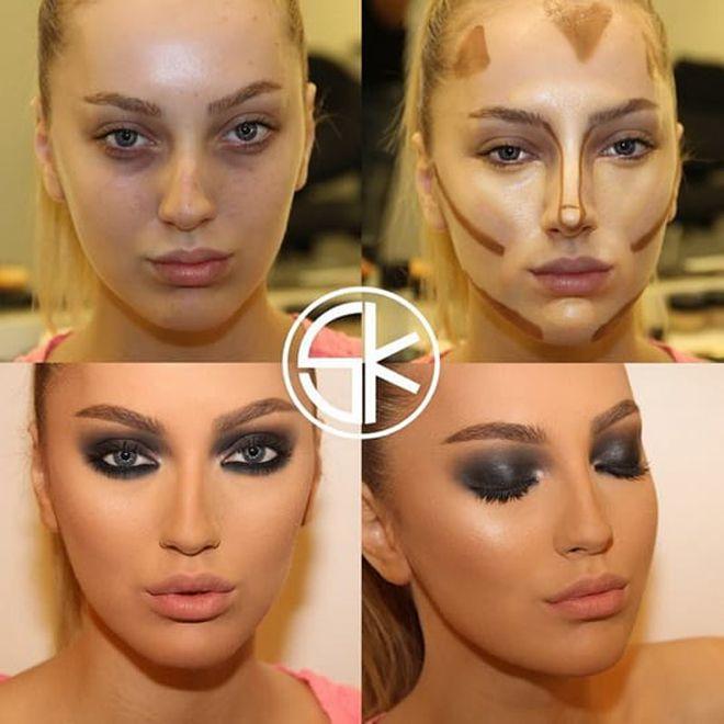 10 фотопримеров, как можно преобразиться при помощи макияжа
