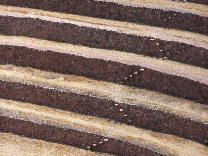 Terraces12 Мистические земледельческие террасы инков Морай
