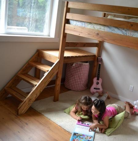 детское спальное место