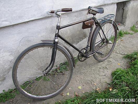 велосипед-Урал