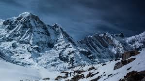 Что нужно делать когда выпал снег. Непреодолимая гора