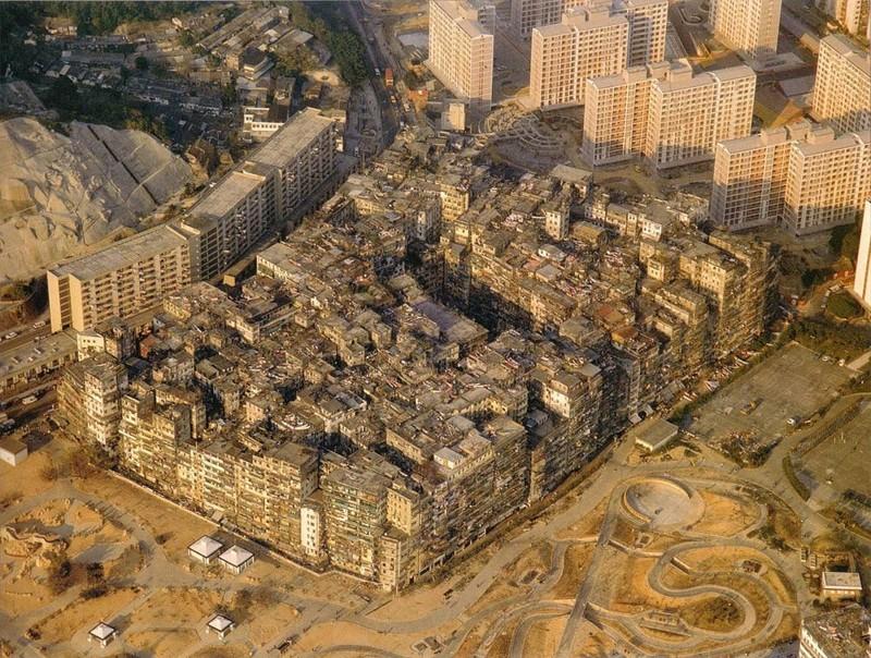 2. Коулун город, интересное, история, люди, мир, разрушение, событие, фото