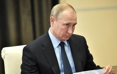 Путин поручил распределить потоки между аэропортами Сибири
