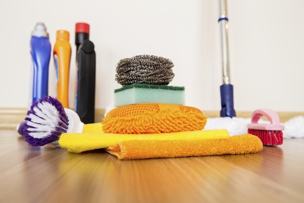 Как убрать квартиру быстро и эффективно
