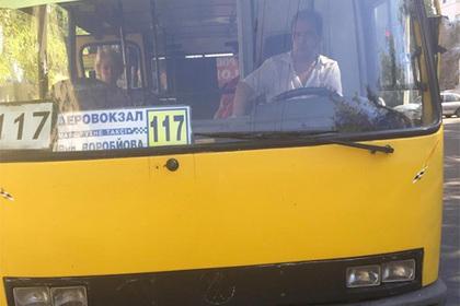 В Одессе девушку попытались выкинуть из маршрутки за разговор на украинском